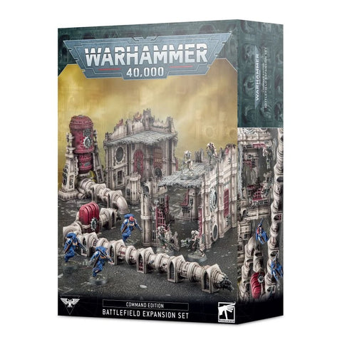 Battlefield Expansion Set: Command Edition - Warhammer 40,000