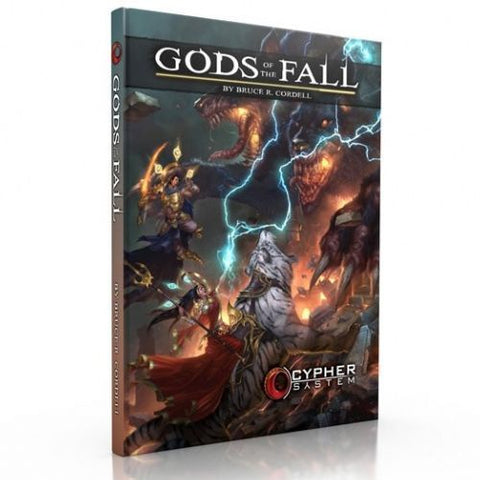 Cypher System Gods of the Fall