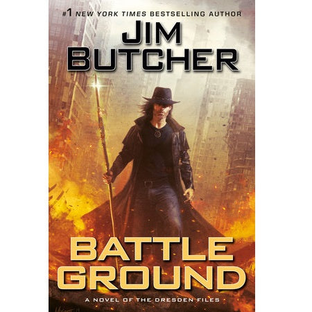 Battle Ground (Dresden Files, 17) [Butcher, Jim]