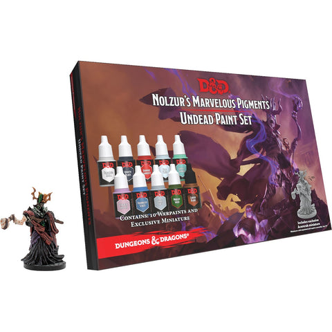 Dungeons & Dragons Nolzur's Marvelous Pigments: Undead Paint Set