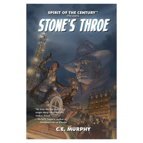 Spirit of the Century: Stone's Throe (Novel)