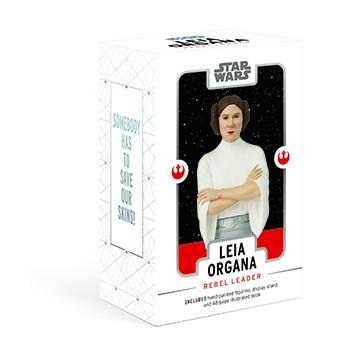 Star Wars Leia Organa Rebel Leader Box