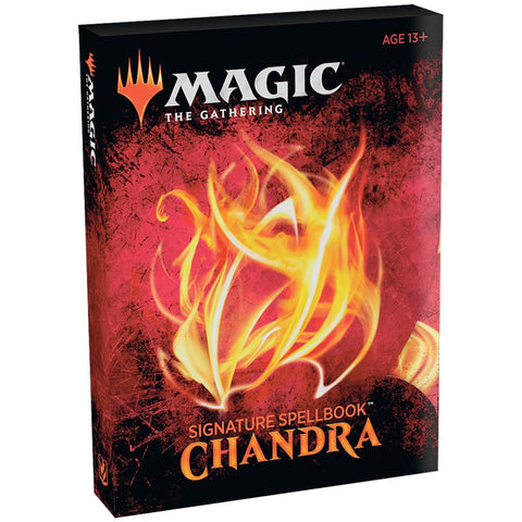 Sale: Signature Spellbook: Chandra