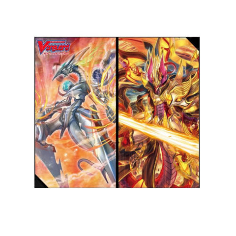 Cardfight!! Vanguard V: Silverdust Blaze Booster