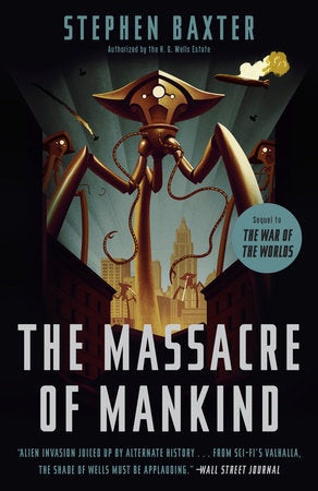The Massacre of Mankind [Baxter, Stephen]
