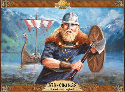 878 Vikings Invasions of England Expansions