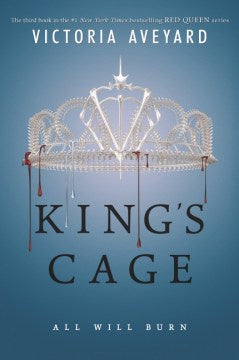 King's Cage (Red Queen, 3) [Aveyard, Victoria]