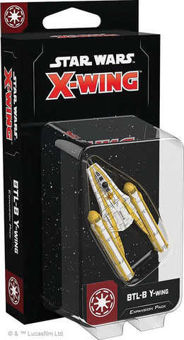 Star Wars X-Wing: 2nd Edition - BTL-B Y-Wing Expansion Pack