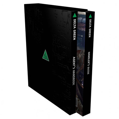 Delta Green The RPG Slipcase