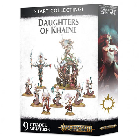 Start Collecting! Daughter of Khaine - Age of Sigmar