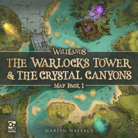 Wildlands: Map Pack 1 - The Warlock`s Tower and the Crystal Canyons