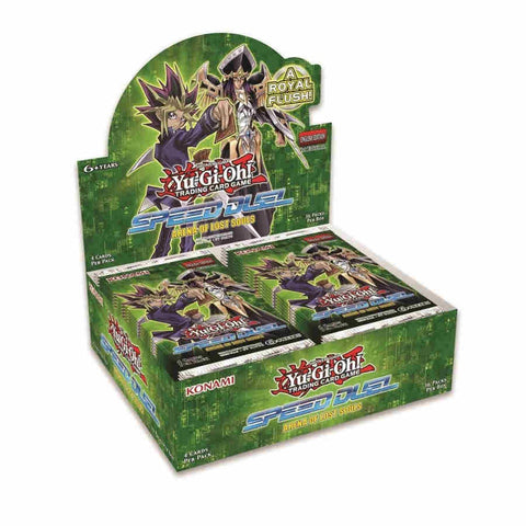 Yu-gi-Oh! Speed Duel: Arena of Lost Souls Booster Box