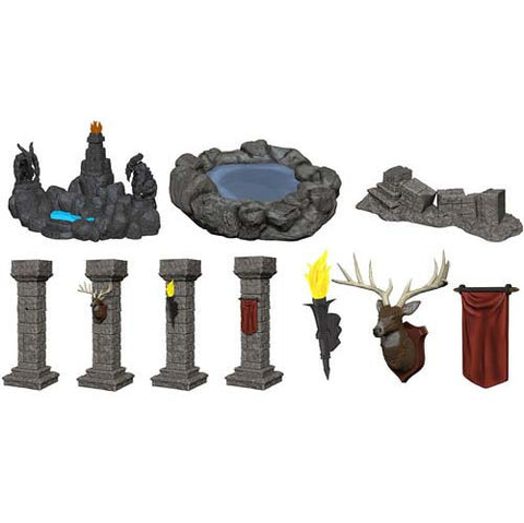 Wizkids Painted Pools & Pillars Set 1