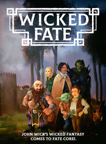 Wicked Fate RPG