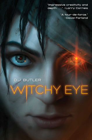 Witchy Eye (MM) [Butler, D.J.]