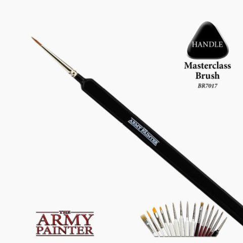 Army Painter Kolinsky Masterclass Brush
