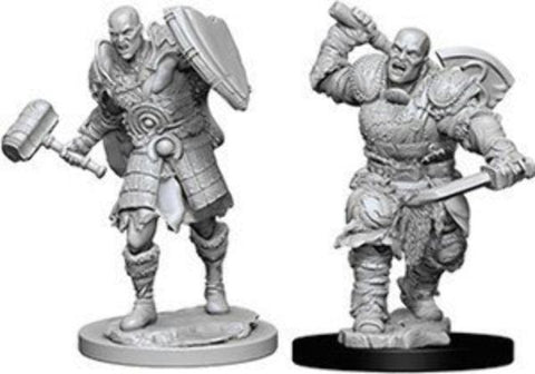 Nolzur Mini: W7 Male Goliath Fighter (2) [WZK73541]