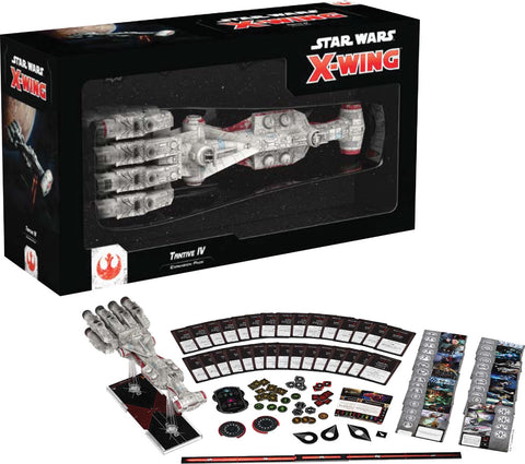 Star Wars X-Wing: 2nd Edition - Tantive IV Expansion Pack