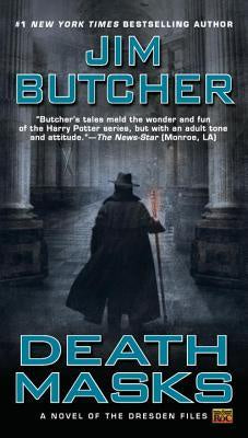 Death Masks (Dresden Files, 5) [Butcher, Jim]