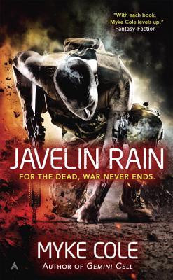 Javelin Rain (Shadow Ops, 2) [Cole, Myke]