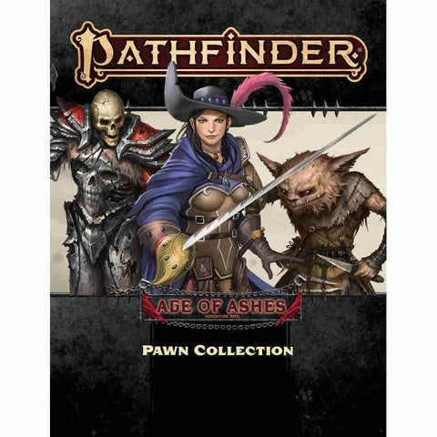 Pathfinder Pawn Collection: Age of Ashes