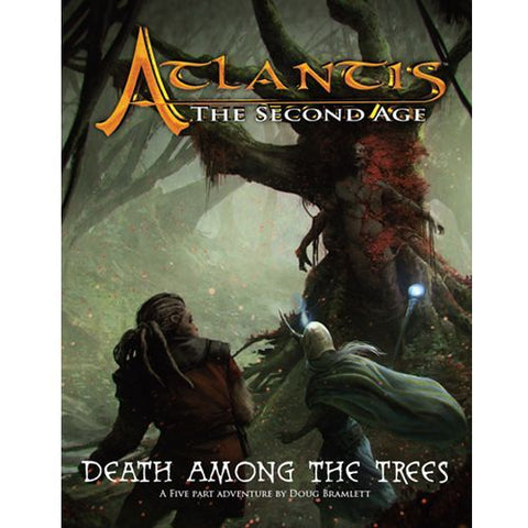 Atlantis The 2nd Age - Death Among the Trees