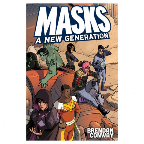 Masks: A New Generation (SC)
