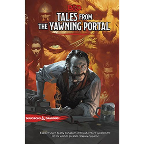 Tales From the Yawning Portal D&D 5th Edition