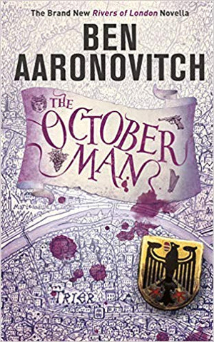 The October Man: Signed Copy [Aaronovitch, Ben]