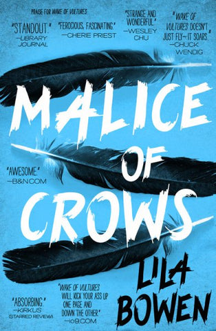 Malice of Crows (Shadow, 3) [Bowen, Lila]