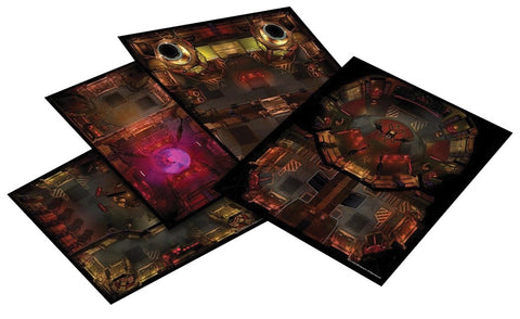 Star Trek Adventures Klingon Tile Set