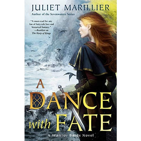 A Dance with Fate (Warrior Bards, 2) [Marillier, Juliet]