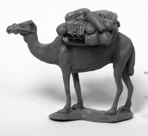 Camel with Pack [Reaper 80075]