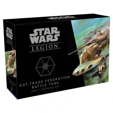 Star Wars Legion: Trade Federation Battle Tank