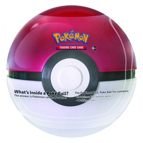 Pokemon Pokeball Tins 2018
