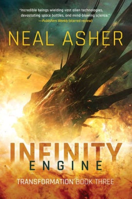 Infinity Engine (Transformation, 3) [Asher, Neal]