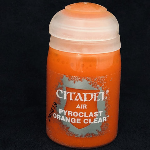 Citadel Paint: Air - Pyroclast Orange Clear