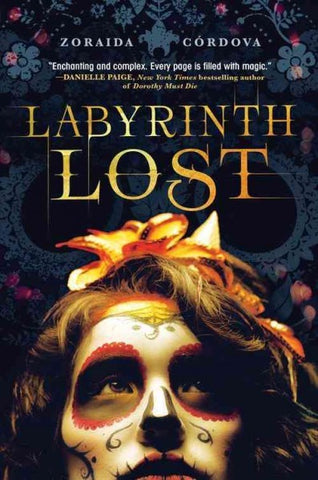 Labyrinth Lost [Cordova, Zoraida]