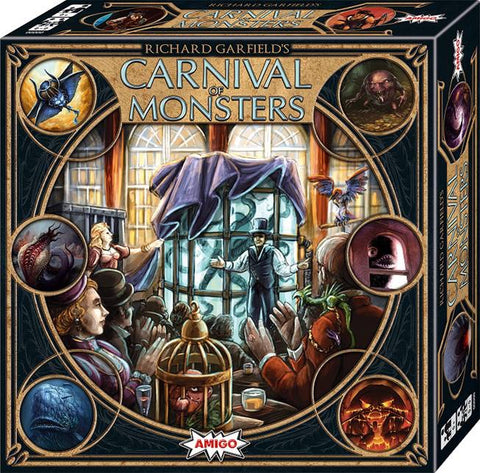 Richard Garfield`s Carnival of Monsters