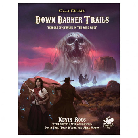 Call of Cthulhu Down Darker Trails