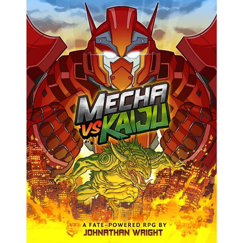 Mecha vs Kaiju