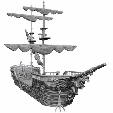 Nolzur Mini: The Falling Star Sailing Ship (2020)