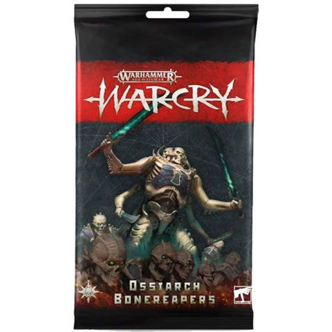 Ossiarch Bonereapers Cards - Warcry