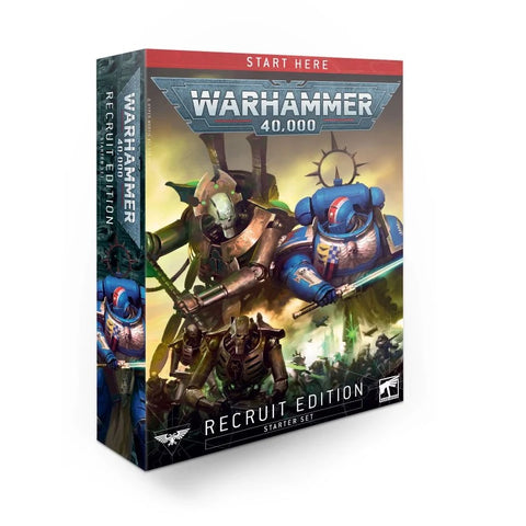 Recruit Edition Starter Set - Warhammer 40,000