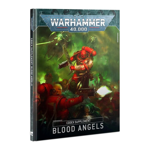 Codex Supplement: Blood Angels - 9th Ed.