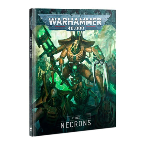 Codex: Necrons - 9th Ed.
