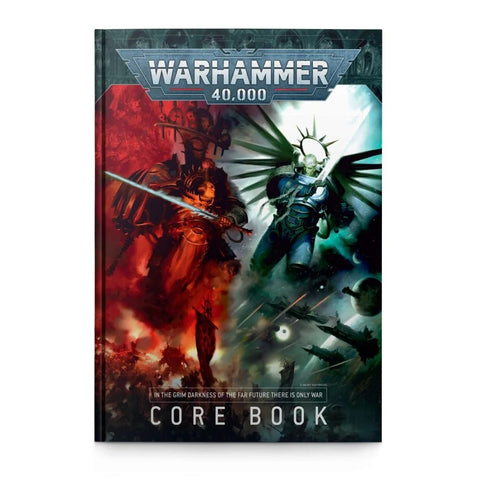 Warhammer 40k Core Rulebook - 9th Edition