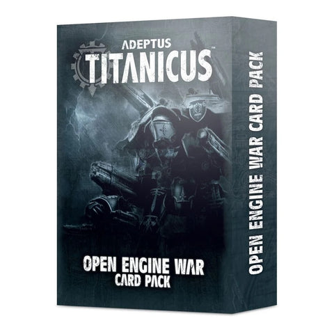 Open Engine War Card Pack