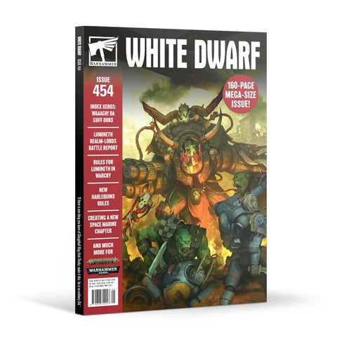 White Dwarf Issue 454