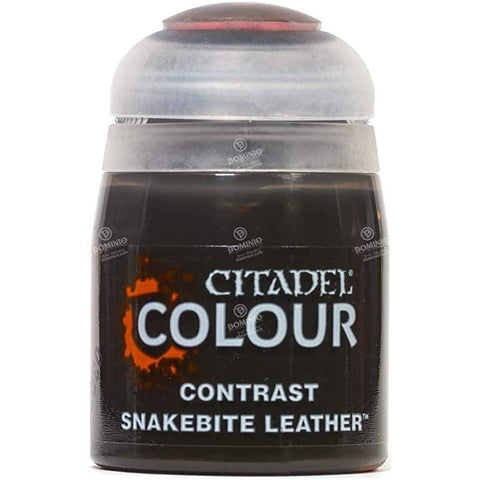Citadel Paint: Contrast - Snakebite Leather